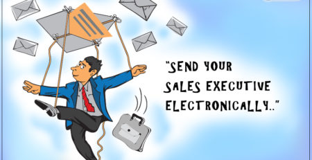 Send your salesperson everywhere