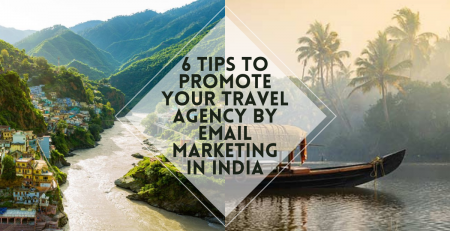 Email Marketing for travel agency
